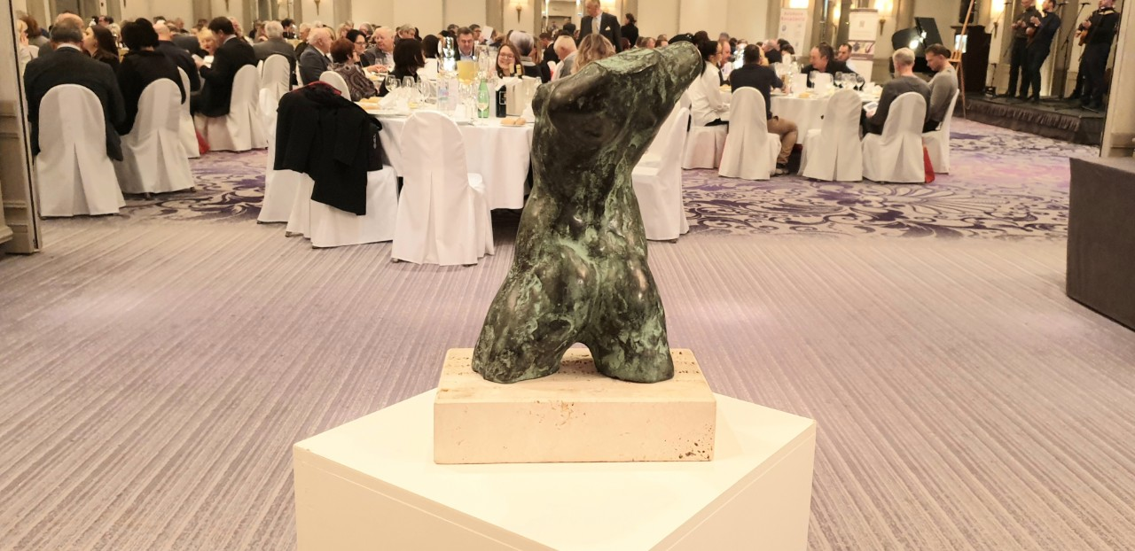 Galerija Libar held its 19th annual auction at the Sheraton Hotel in Zagreb